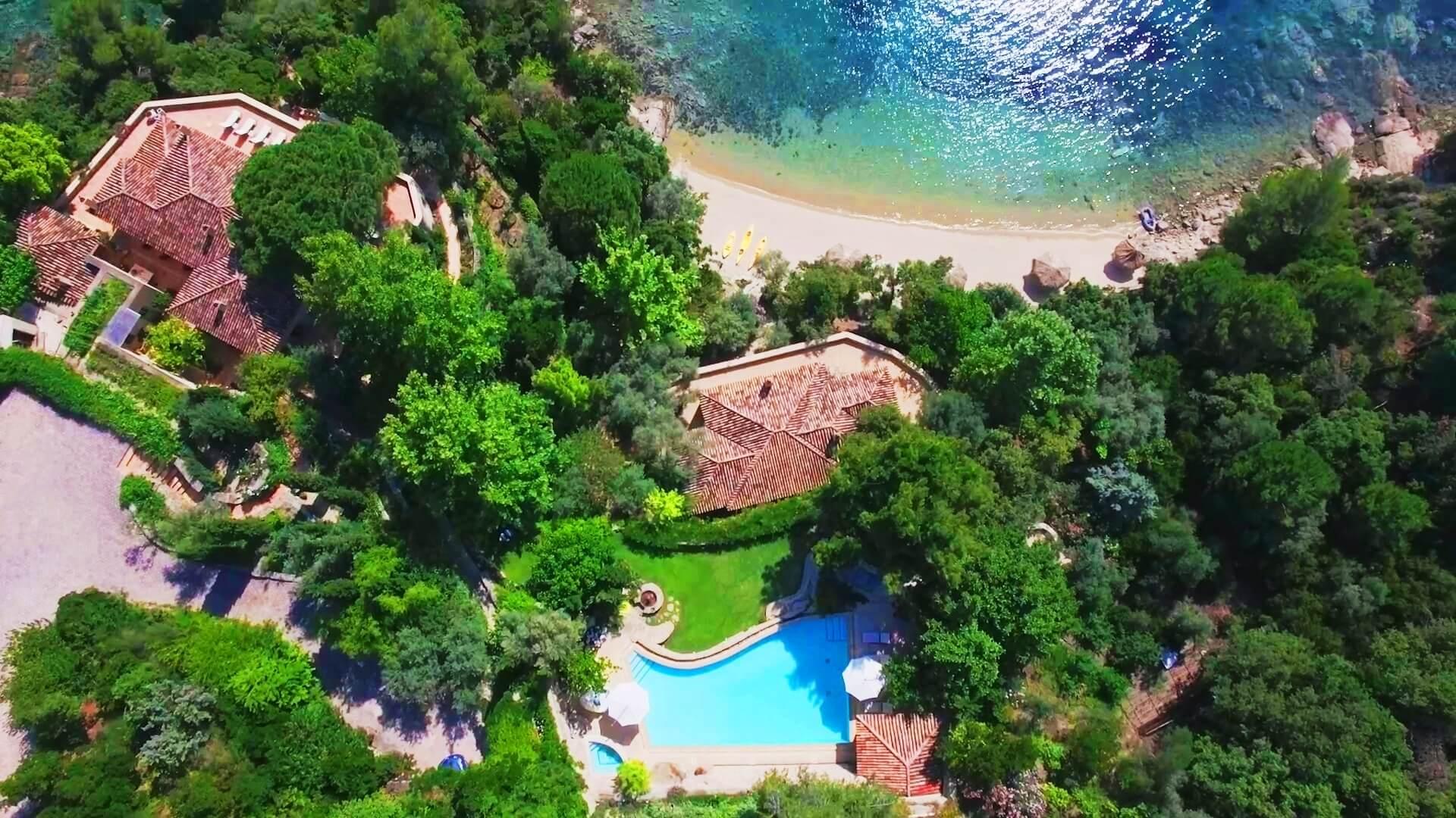 Villa on Skiathos