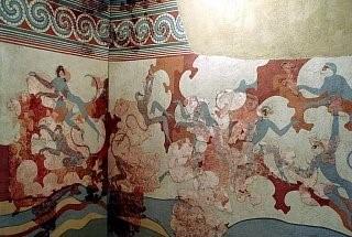 Древние фрески в Тире