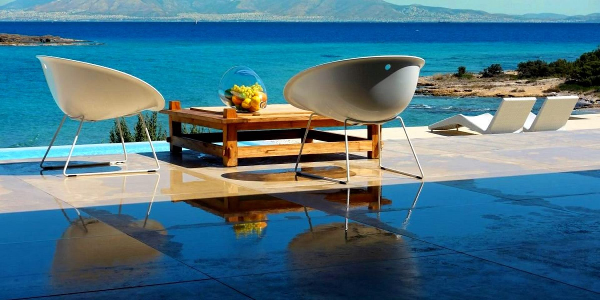 Sea Concept Private Villa in Aegina island - Greece