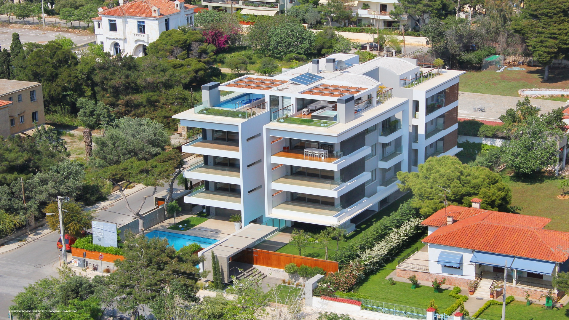 Luxury apartment in Athens - GREEKDOM | Real estate in ...