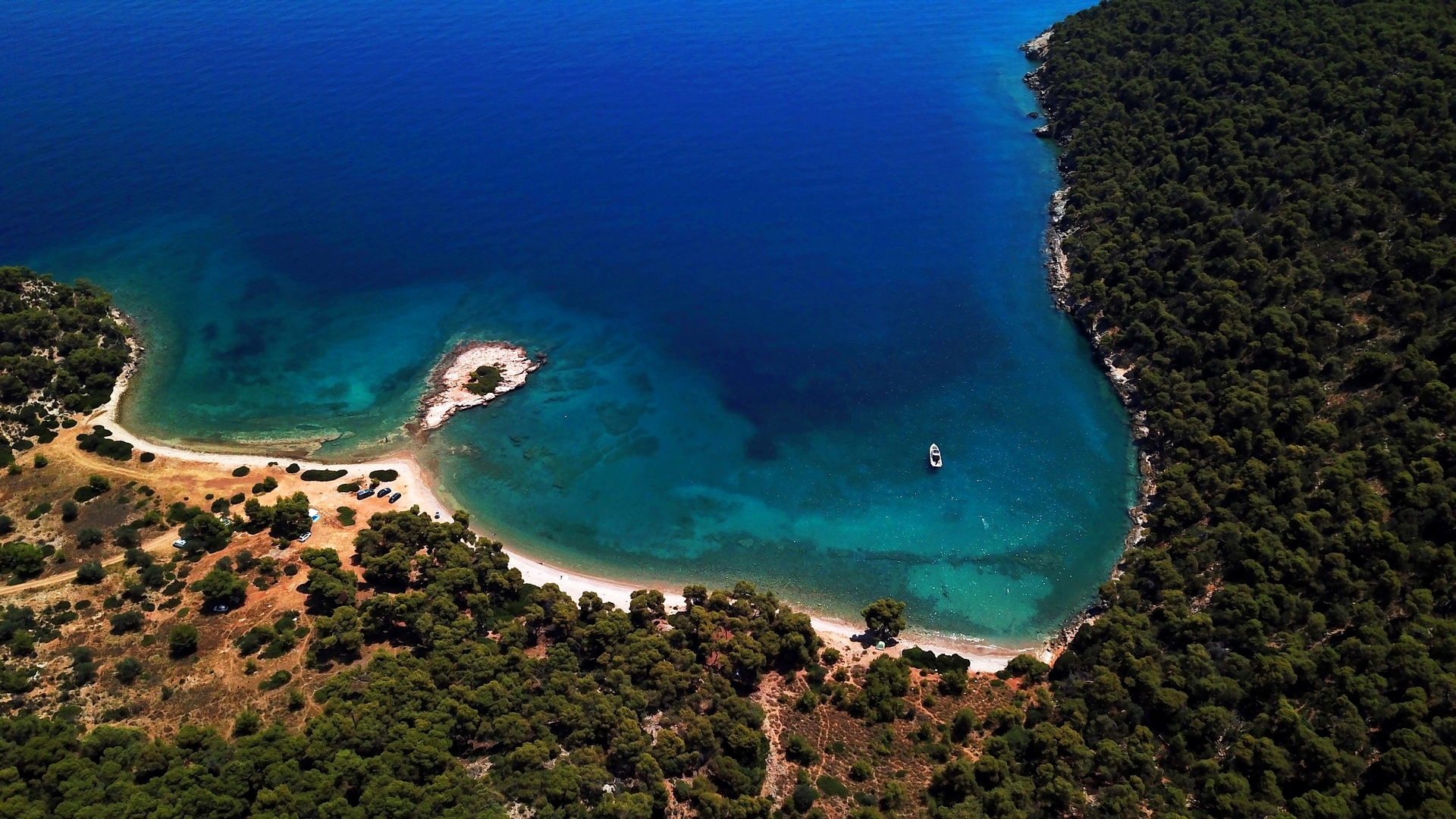 Plot for 5* hotel constuction in Peloponnese