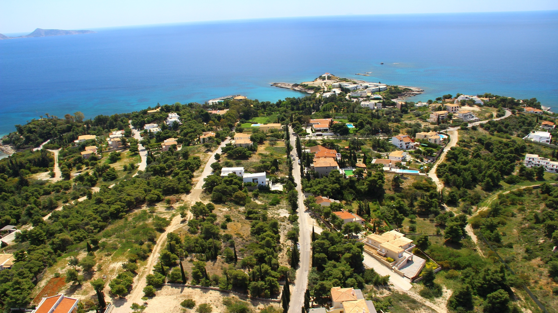 Land in Porto Heli, Peloponnese