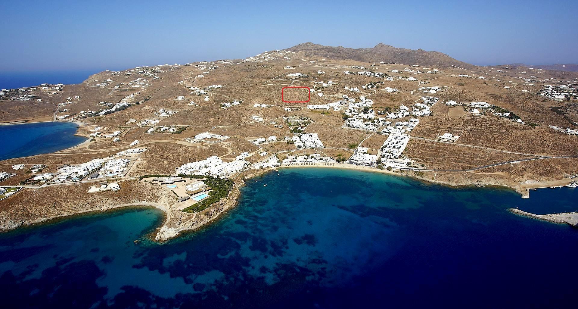 Land Plot in Mykonos
