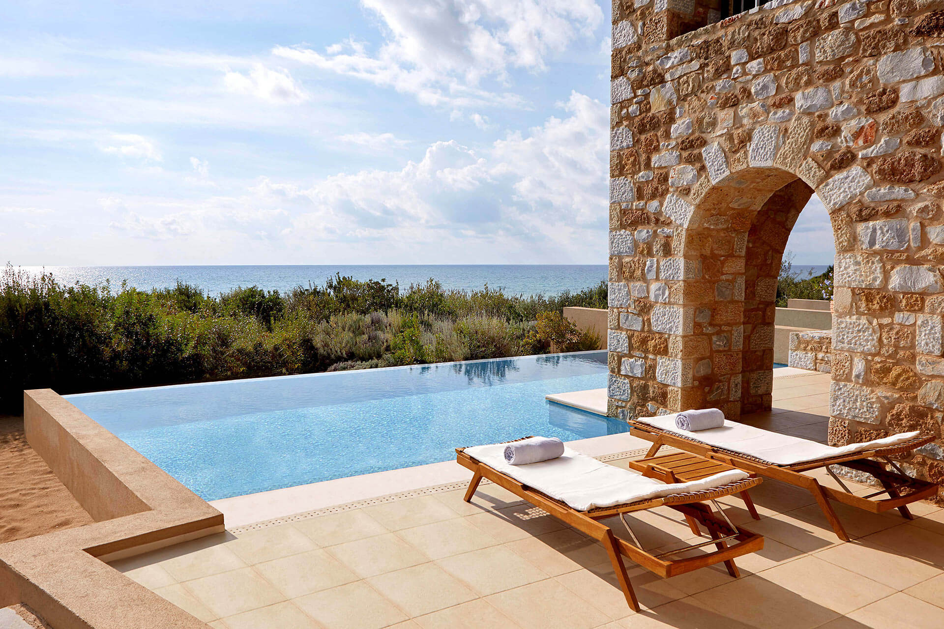 THE RESIDENCES AT THE WESTIN RESORT, COSTA NAVARINO