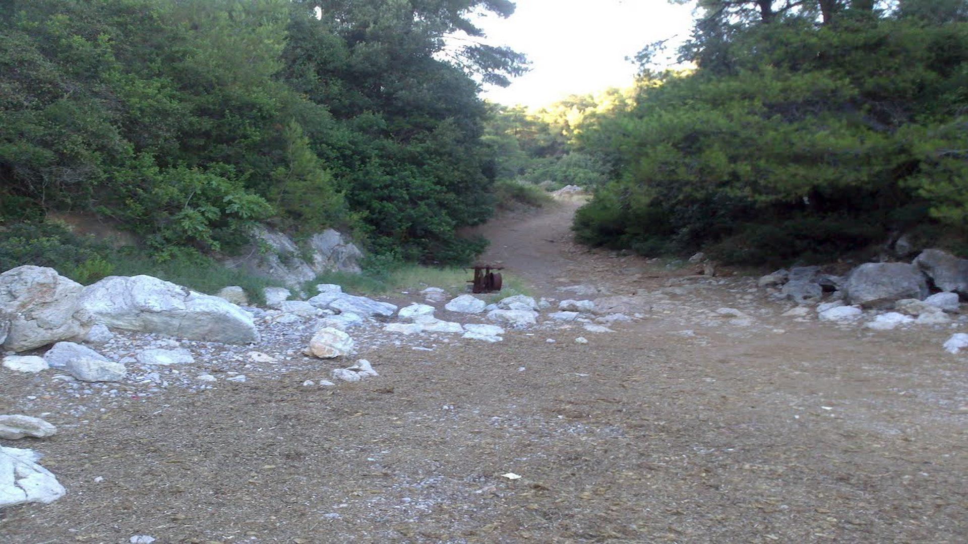 выход к морю со стороны участка (Копия)