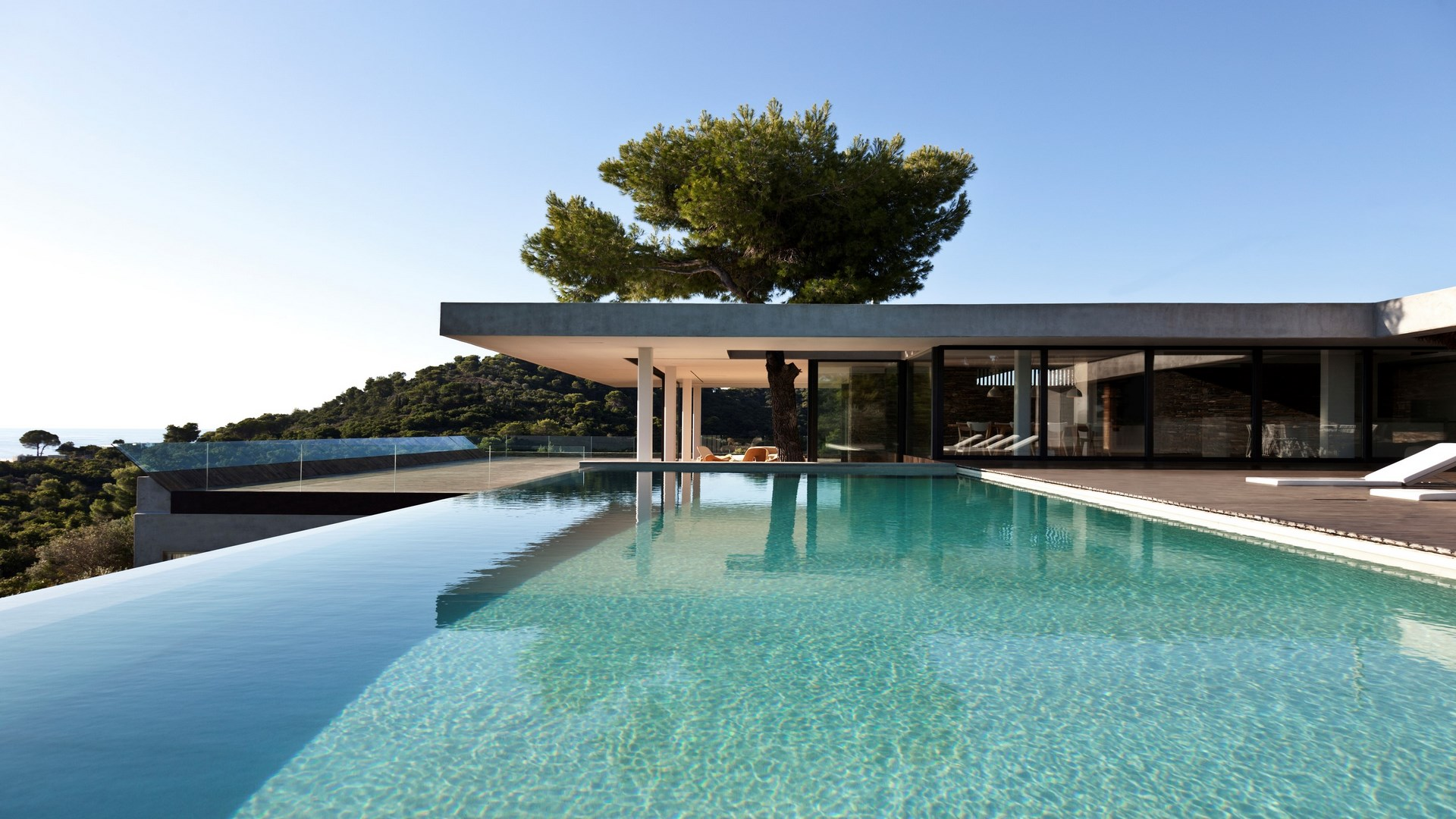 Villa on Skiathos
