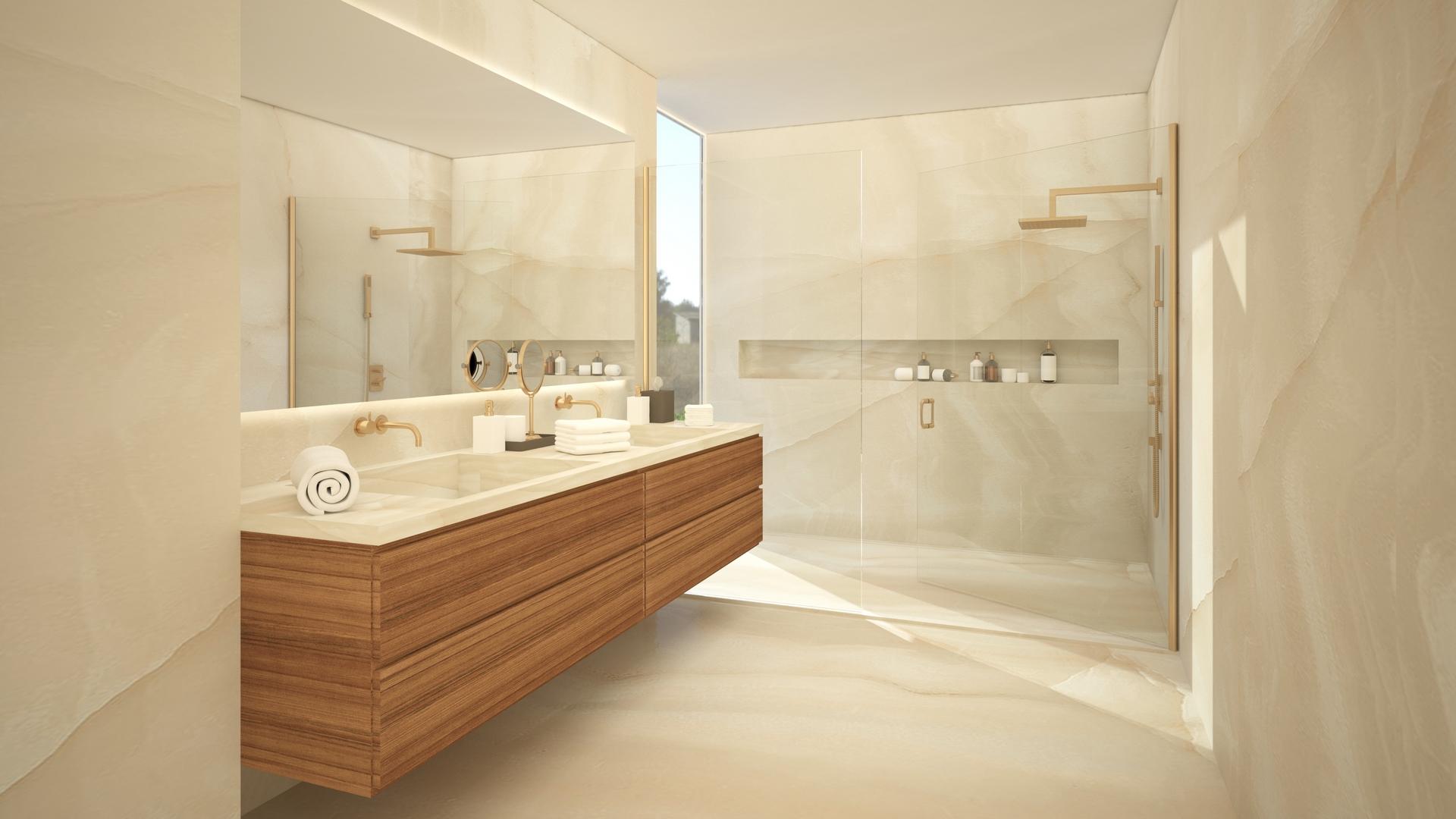 Ground floor - master bathroom (Αντιγραφή)