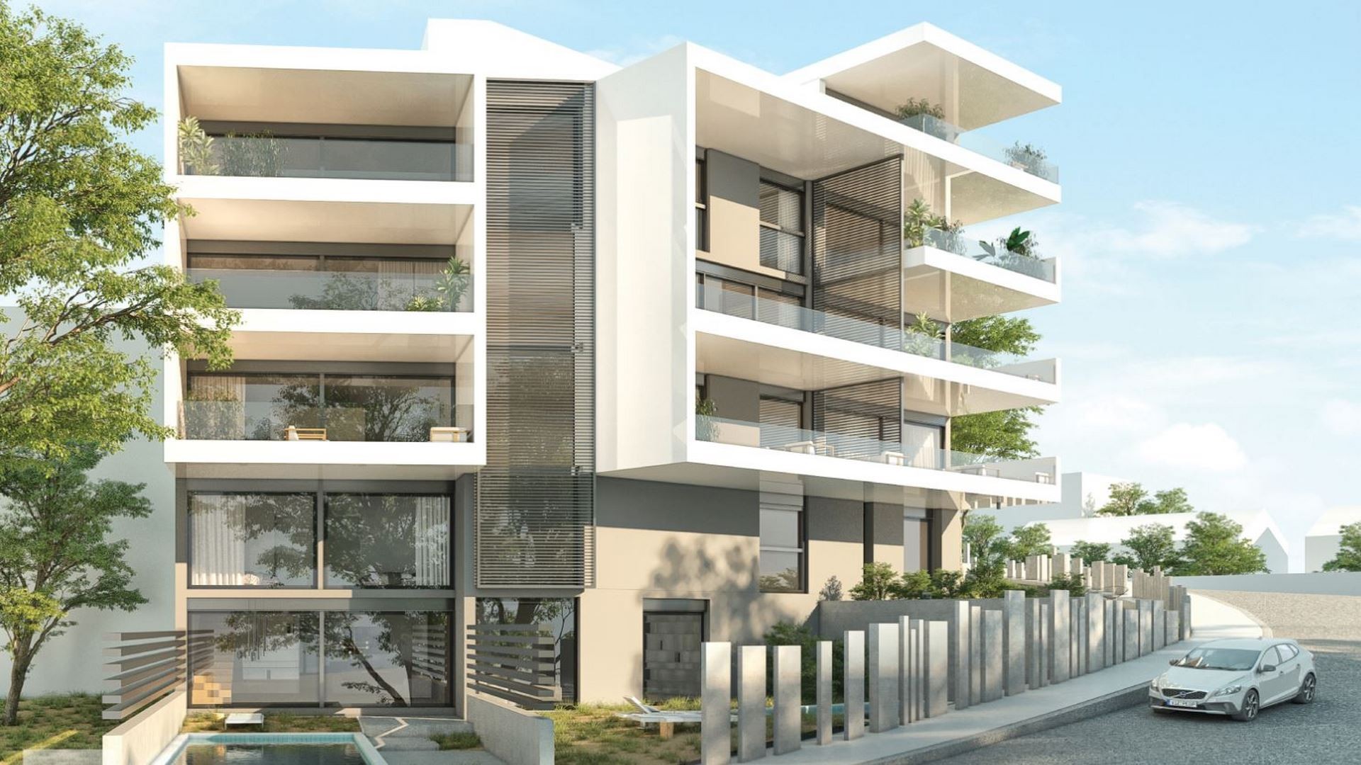 Apartments in Voula, Attica